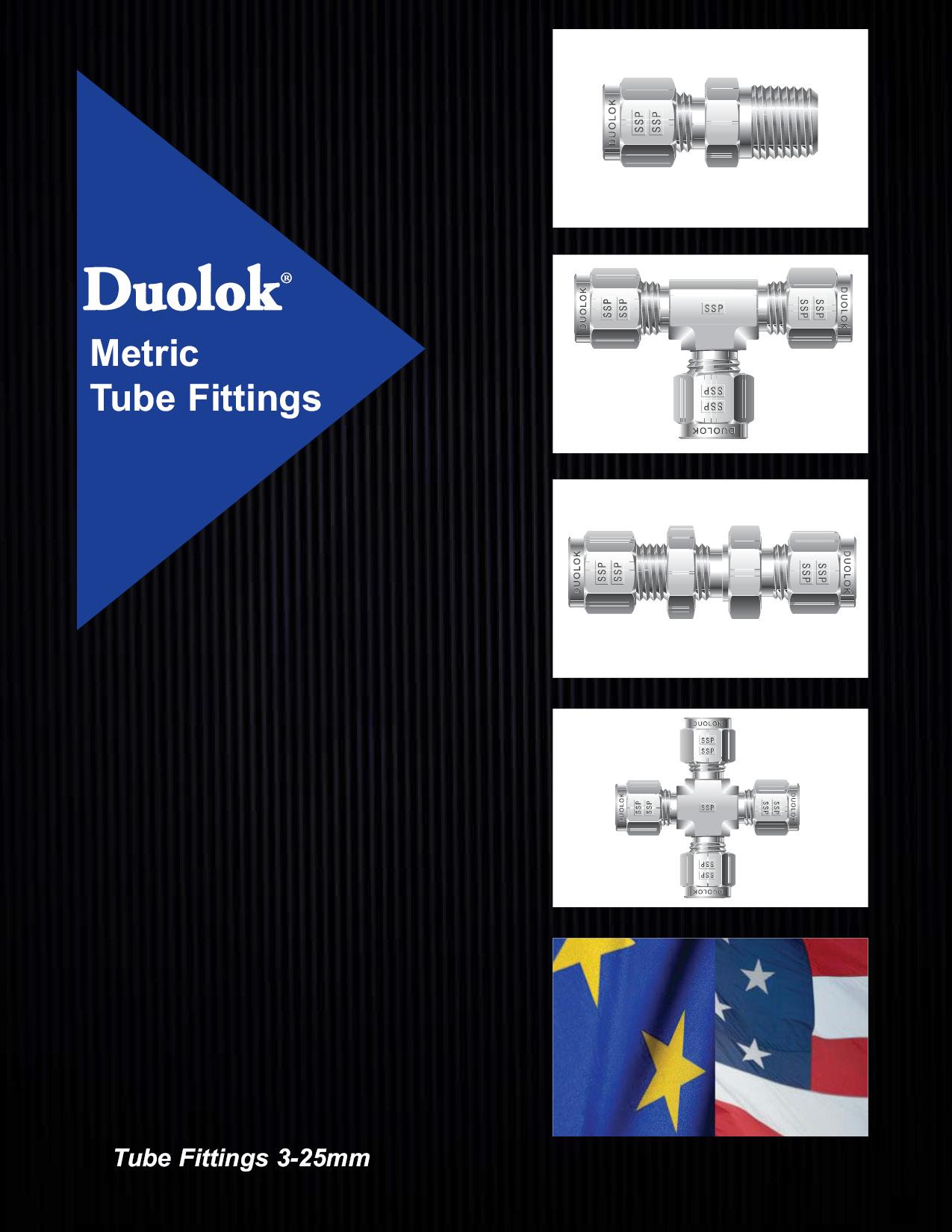 Duolok Metric Catalog Cover Image