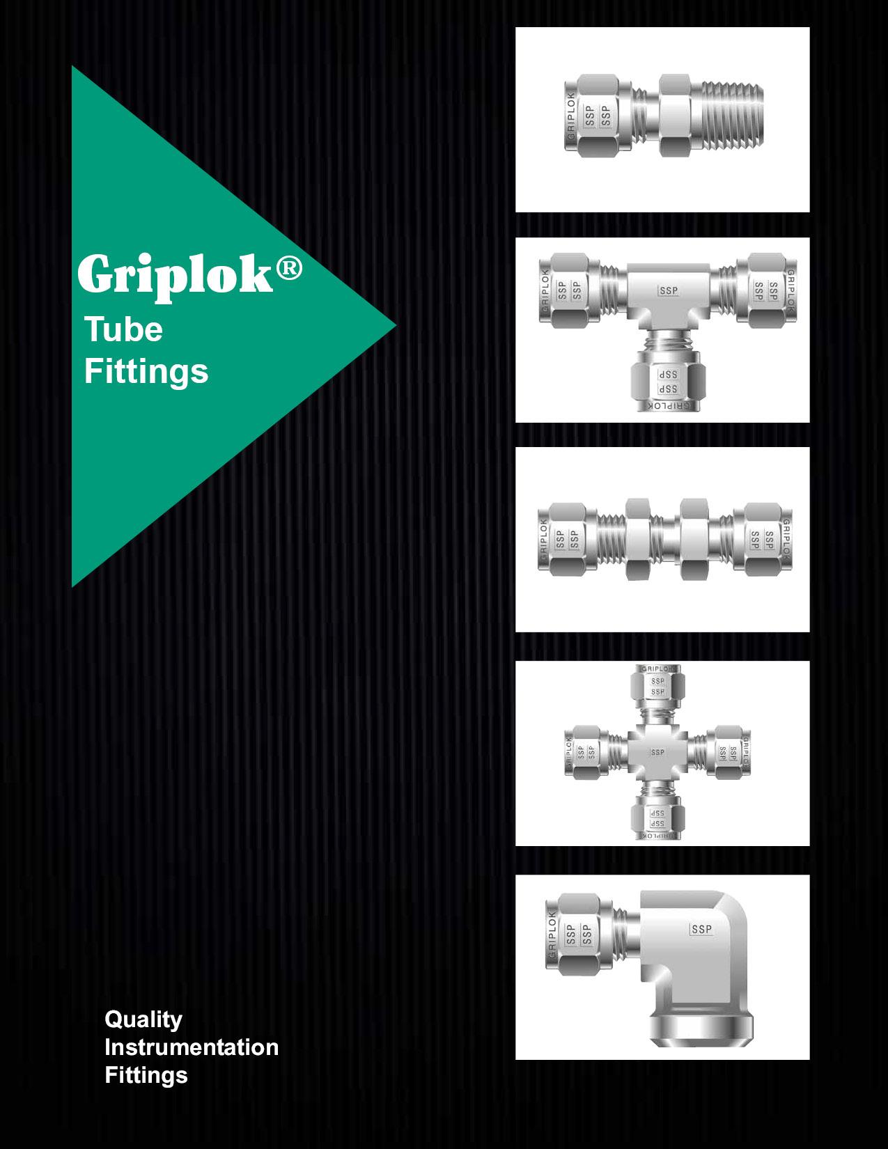 Griplok Catalog Cover Image