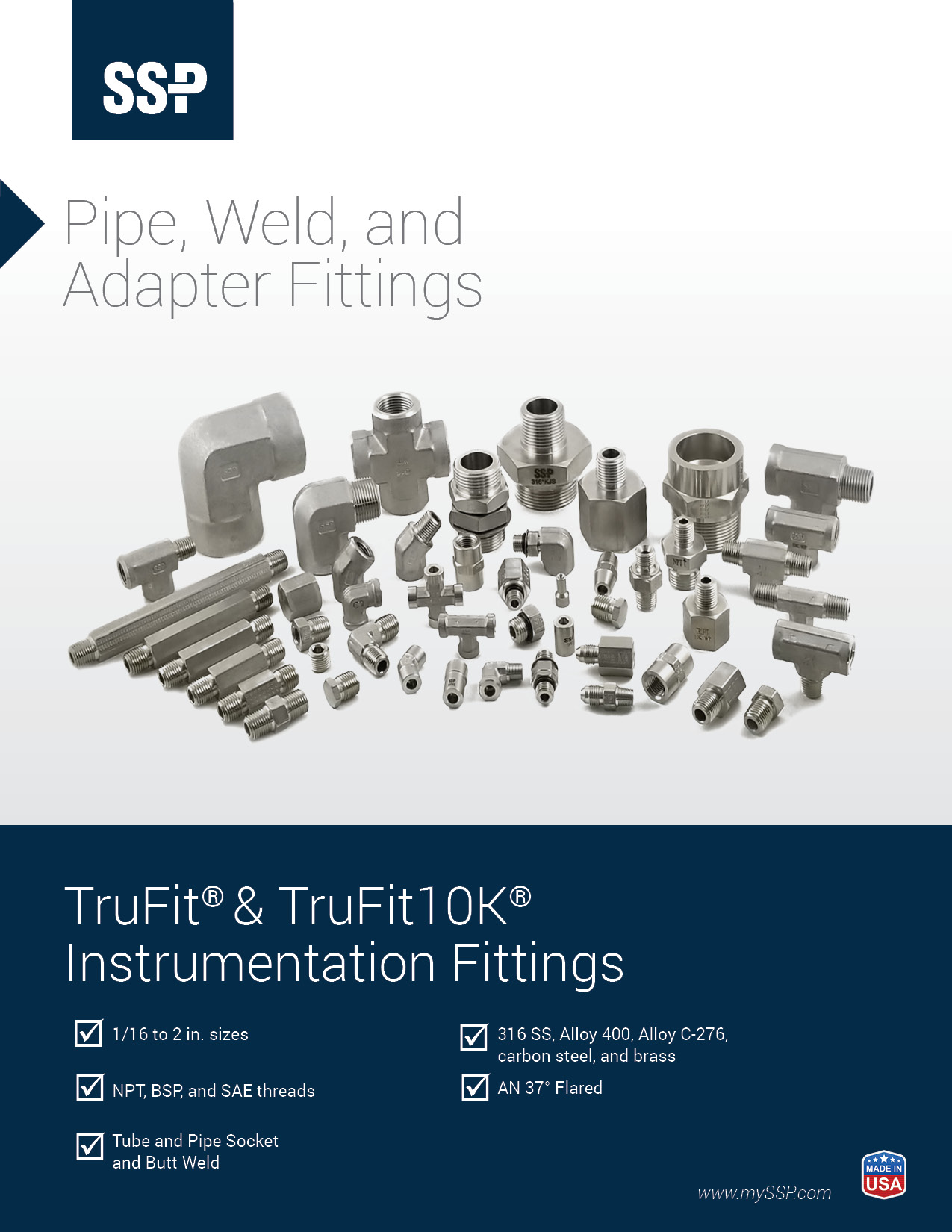TruFit Catalog - TFPC Cover Image