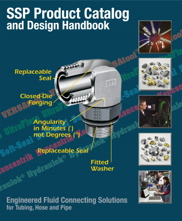 SSP Product Catalog and Design Handbook
