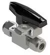 Eb series ball valve with lock