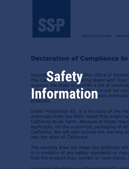 safety-information