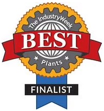 IndustryWeek Announces SSP Best Plants Finalist